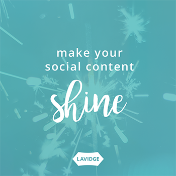 Make your social content shine.