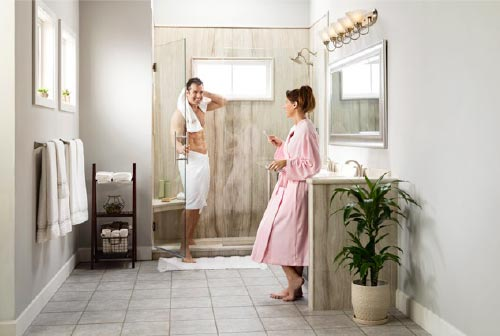Rebath photo - couple