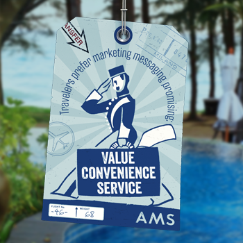 Hotel and Resort Guests are Motivated by Slogans that Convey Value, Convenience and Service