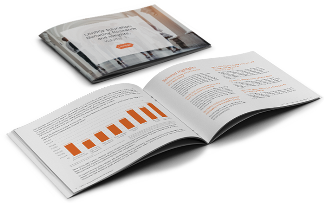 Marketing Report Brochure